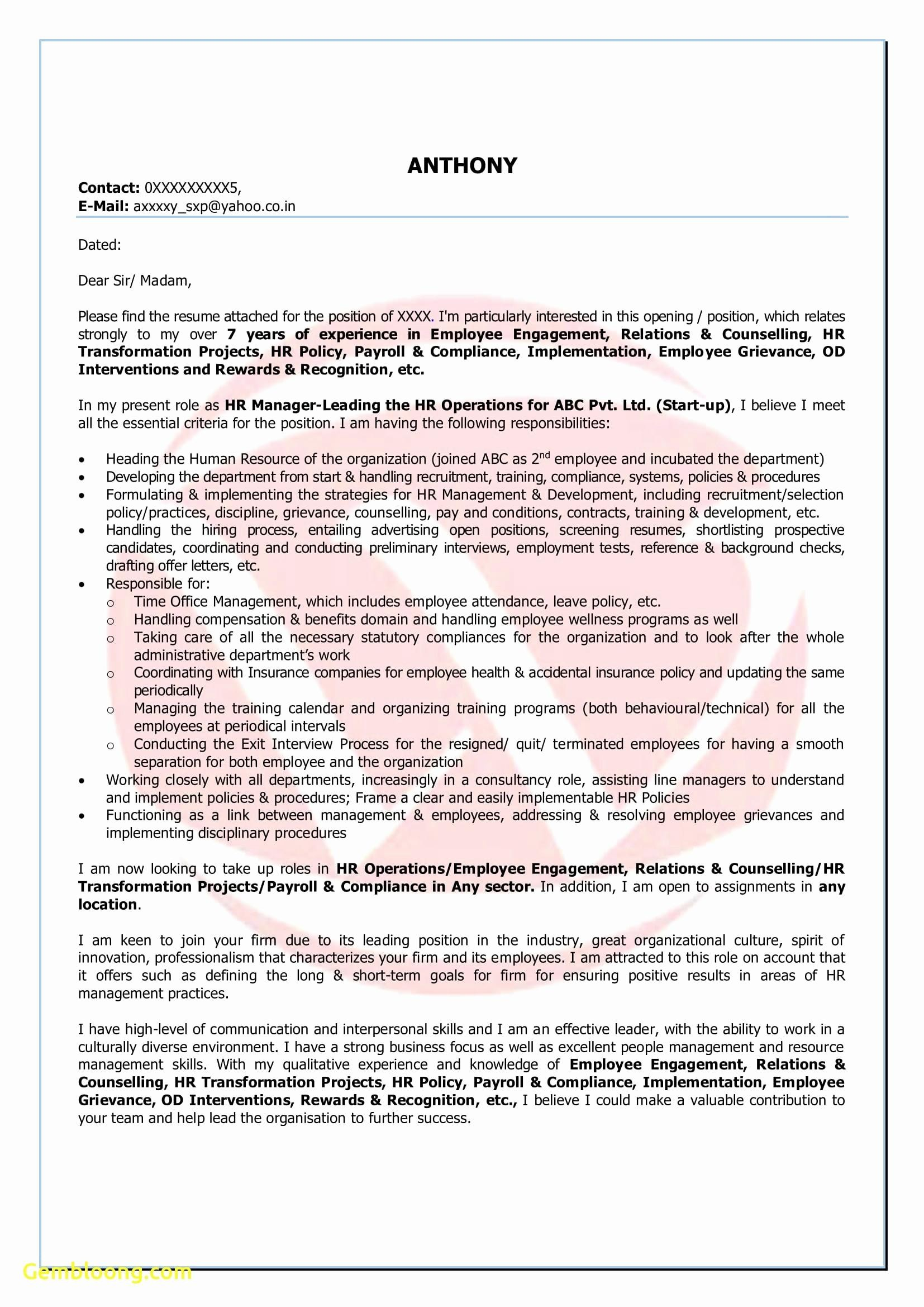 Targeted Resume Template Word - 21 Templates for Resumes