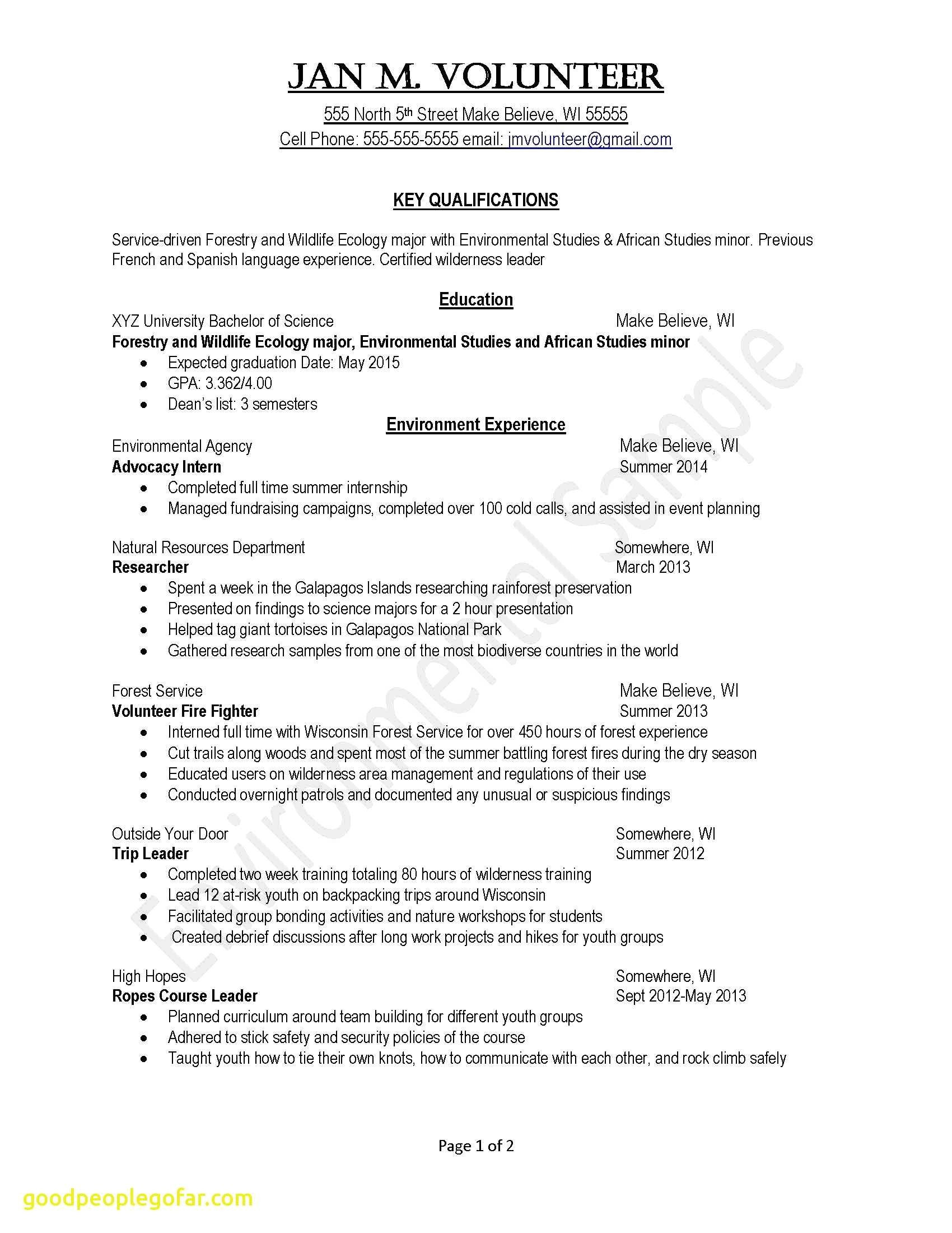 Teacher Resume Skills - Fresh Sample Teacher Resume Template
