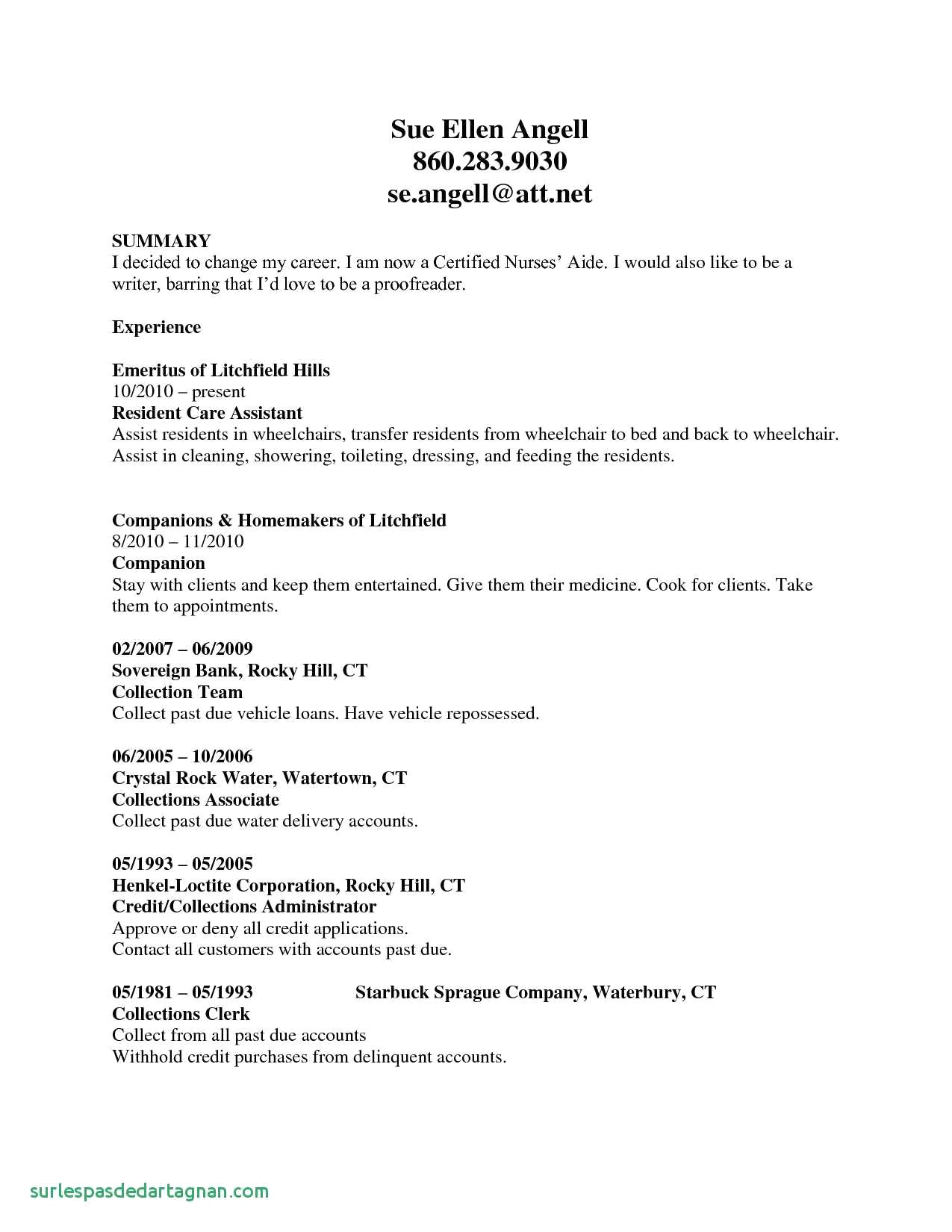 Team Lead Job Description Resume - 48 Unbelievable assistant Manager Job Description Resume