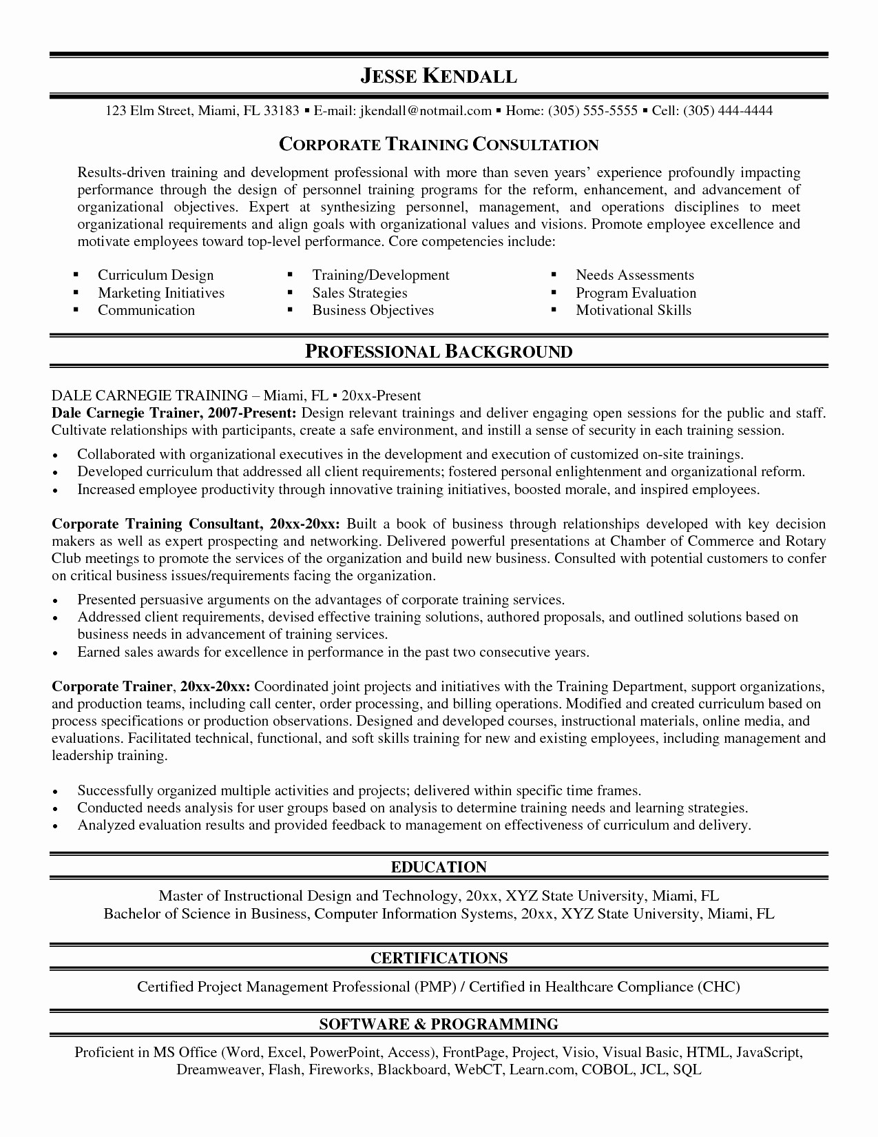 Tech Support Resume - Technical Resume Awesome Technical Resume Resume with Technical