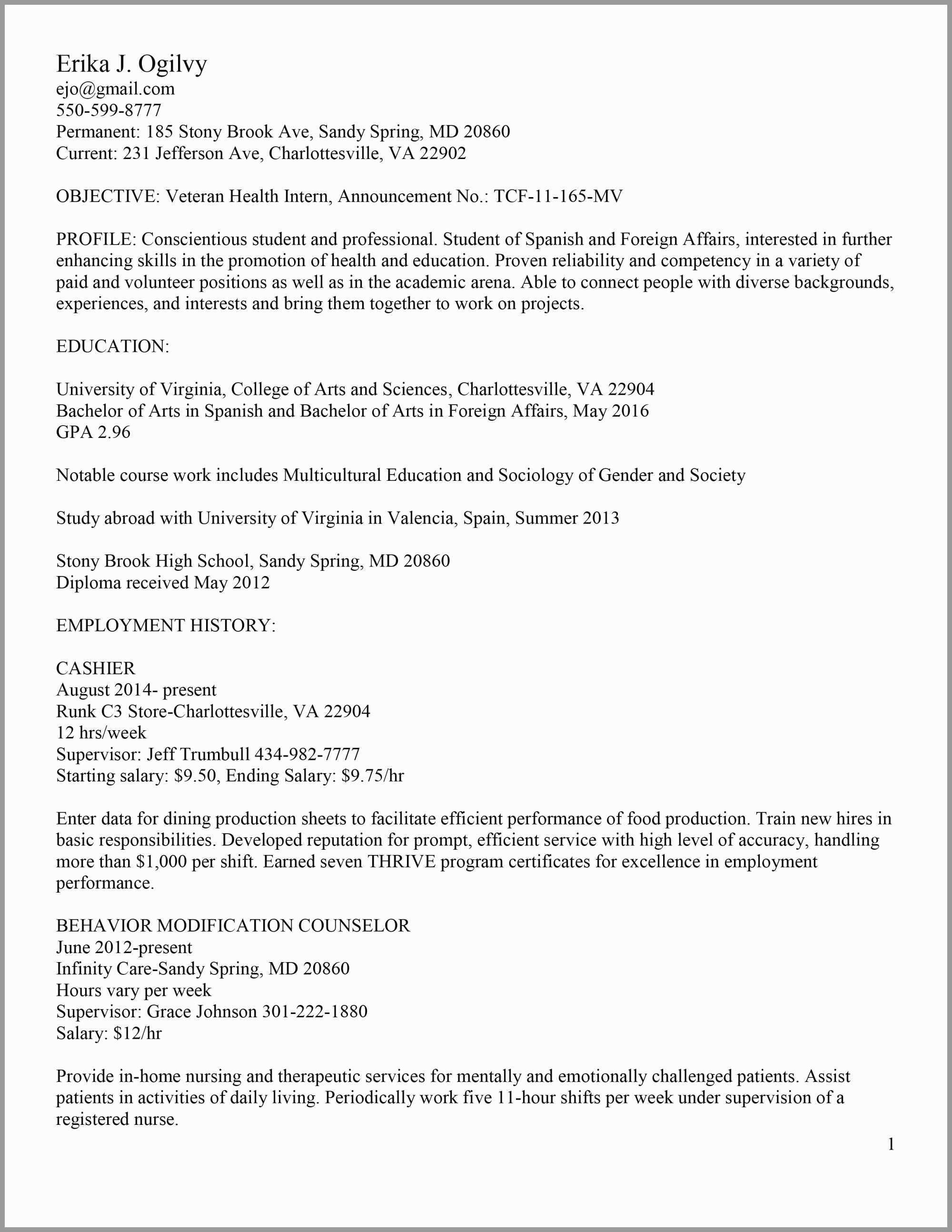 Tech theatre Resume Template - Professional theatre Resume Template Cute Tech theatre Resume