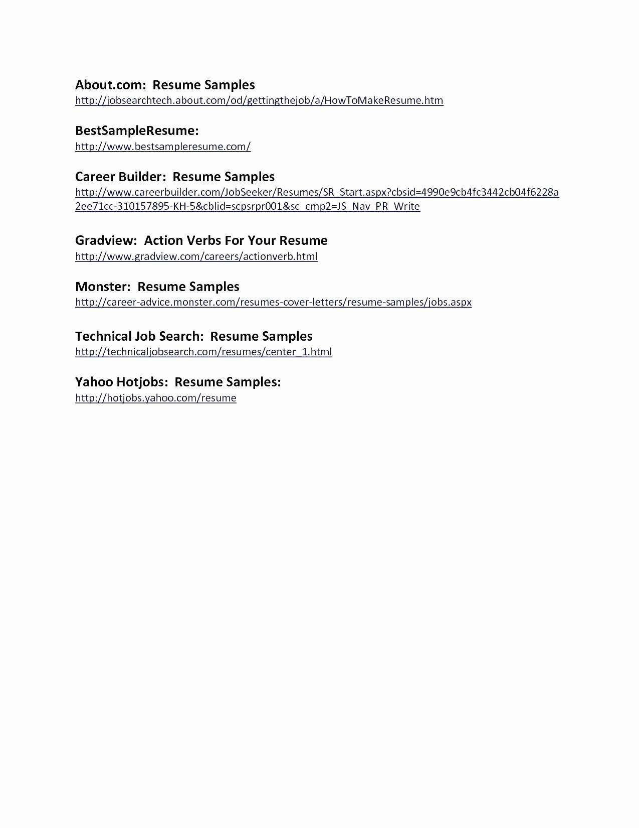 Technical theater Resume Template - Musical theatre Resume Template