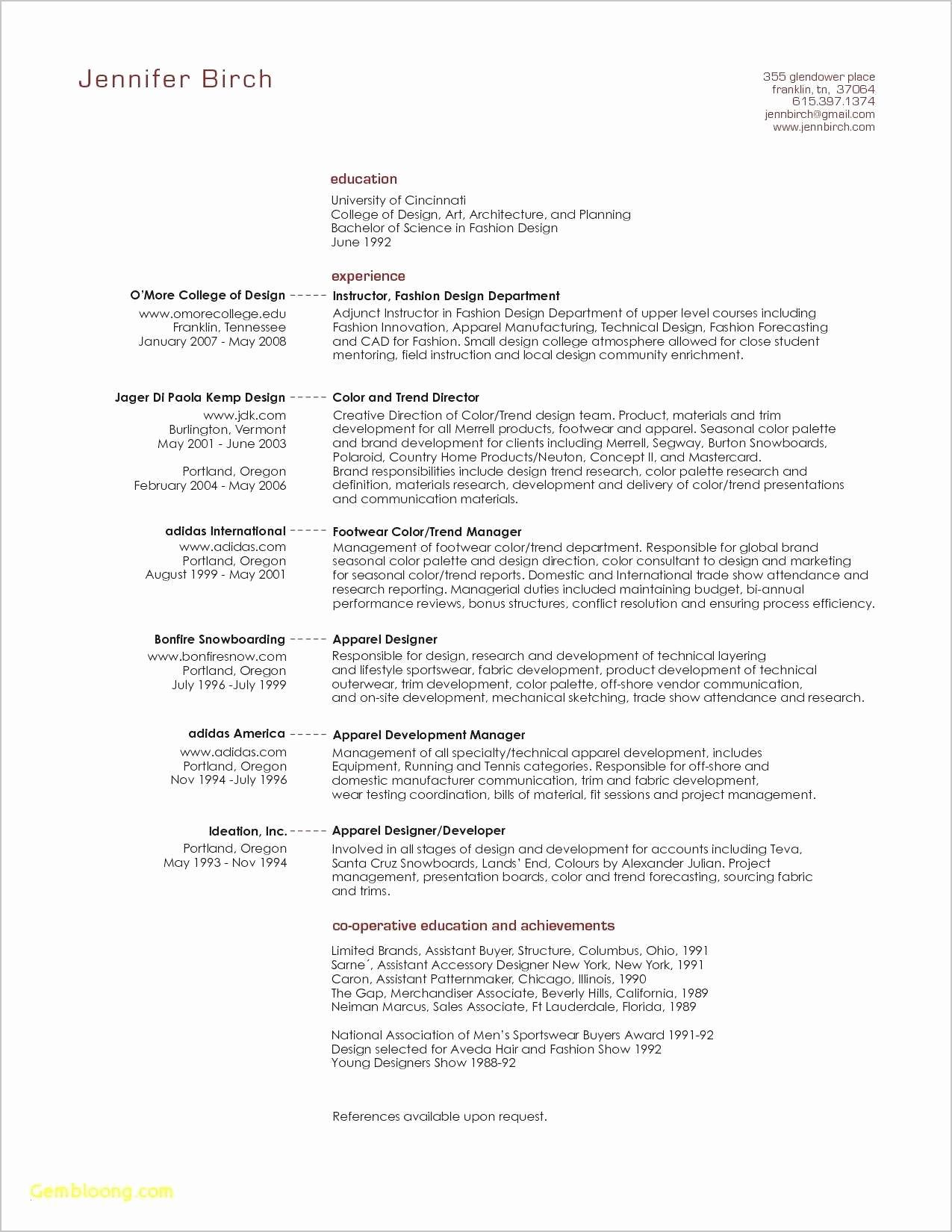 Textedit Resume Template - Resume Tex Resume Templates Luxury Bookkeeping Proposal Template