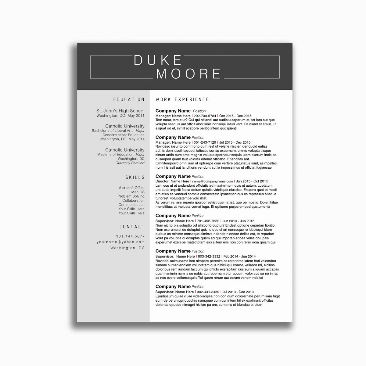 Tutor Resume Description - Resume Objectives for Teachers Magnificent Math Tutor Resume