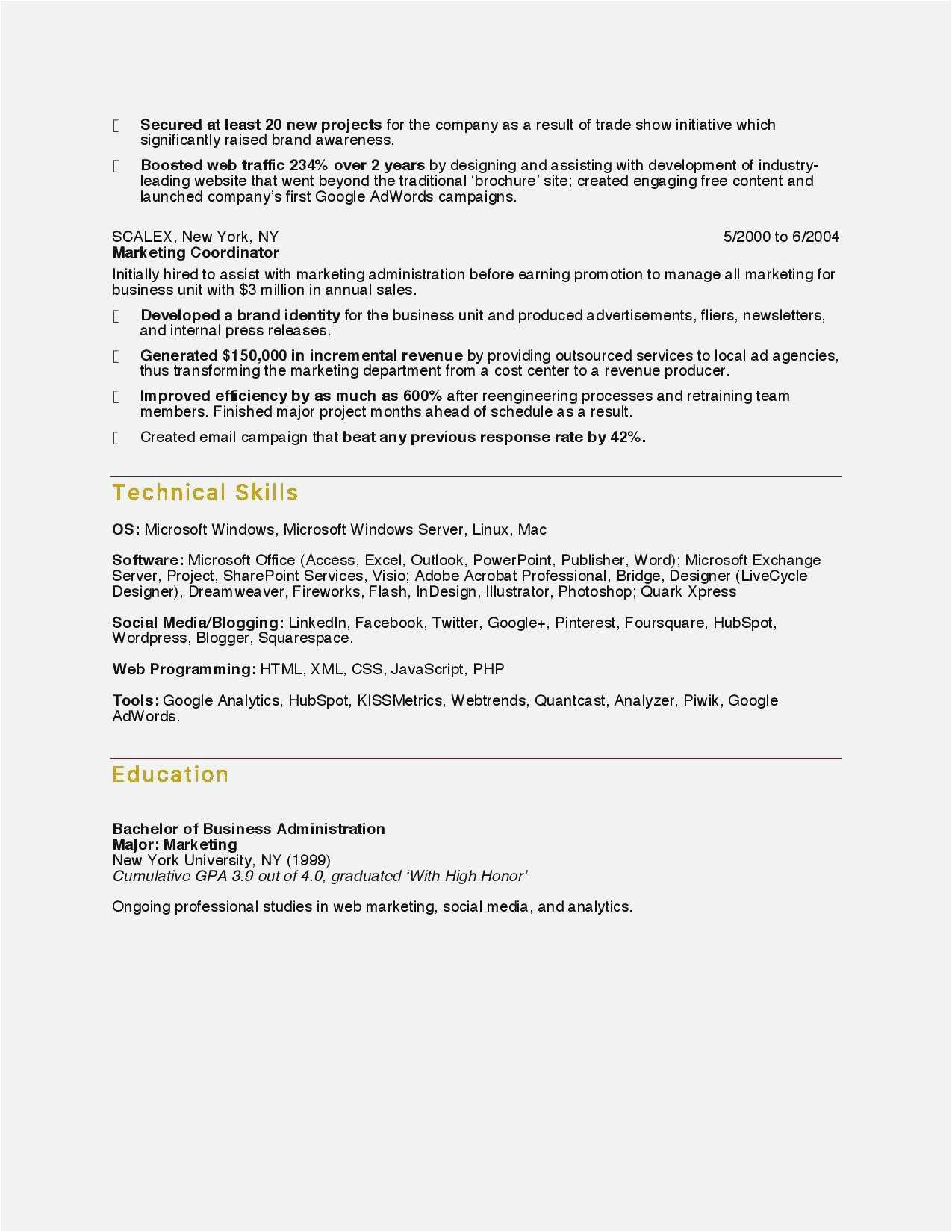 8 twitter resume template samples