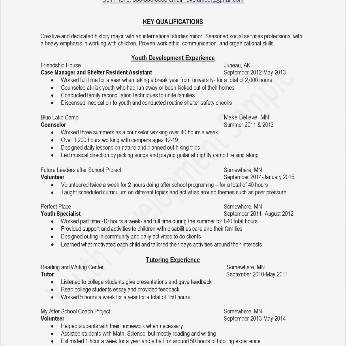 Ub Resume Template - Resume for Job Fair Magnificent Resume Templates Pages Reference