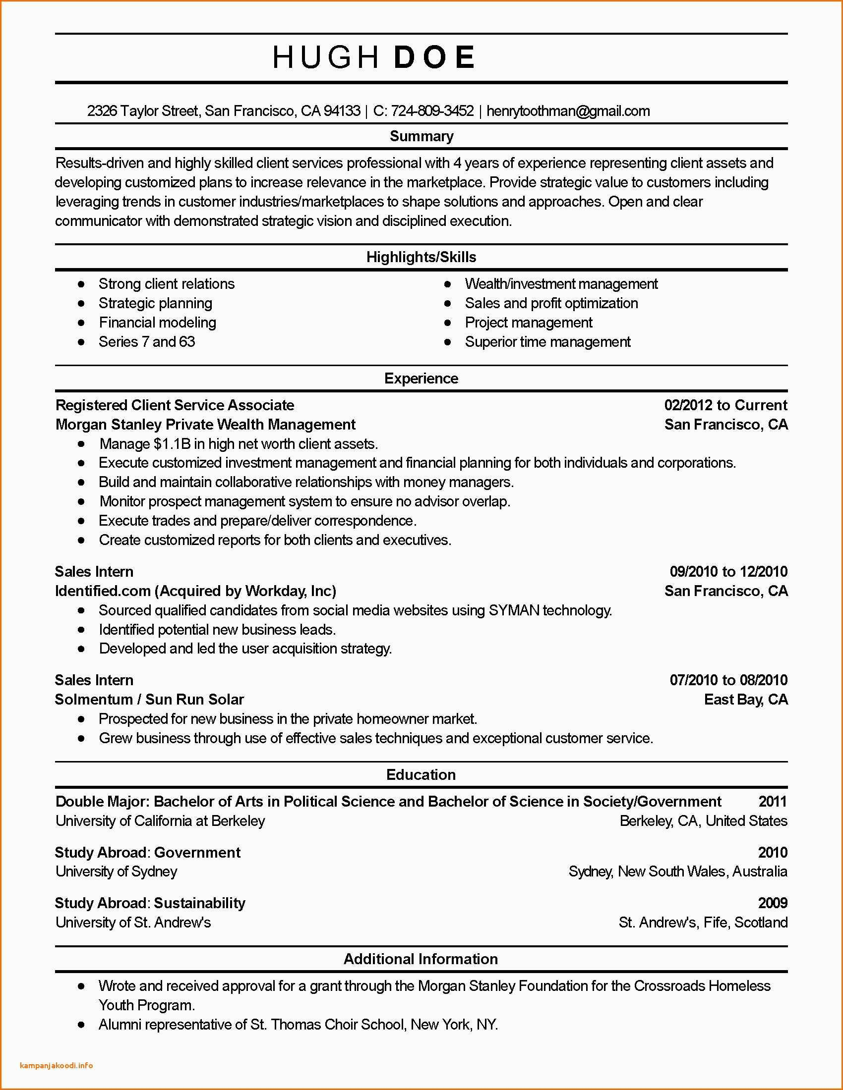 Uc Berkeley Resume Template - Resume 50 Year Old Resume Template for 15 Year Old Nmdnconference