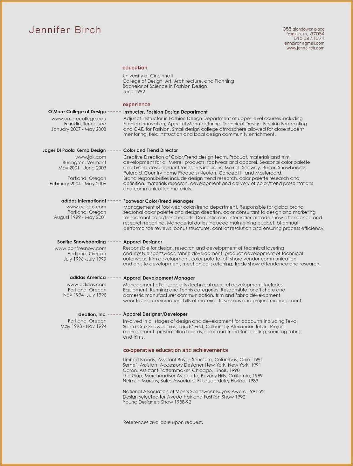 Uiuc Resume Template - 28 Free Letters Definition Free Download