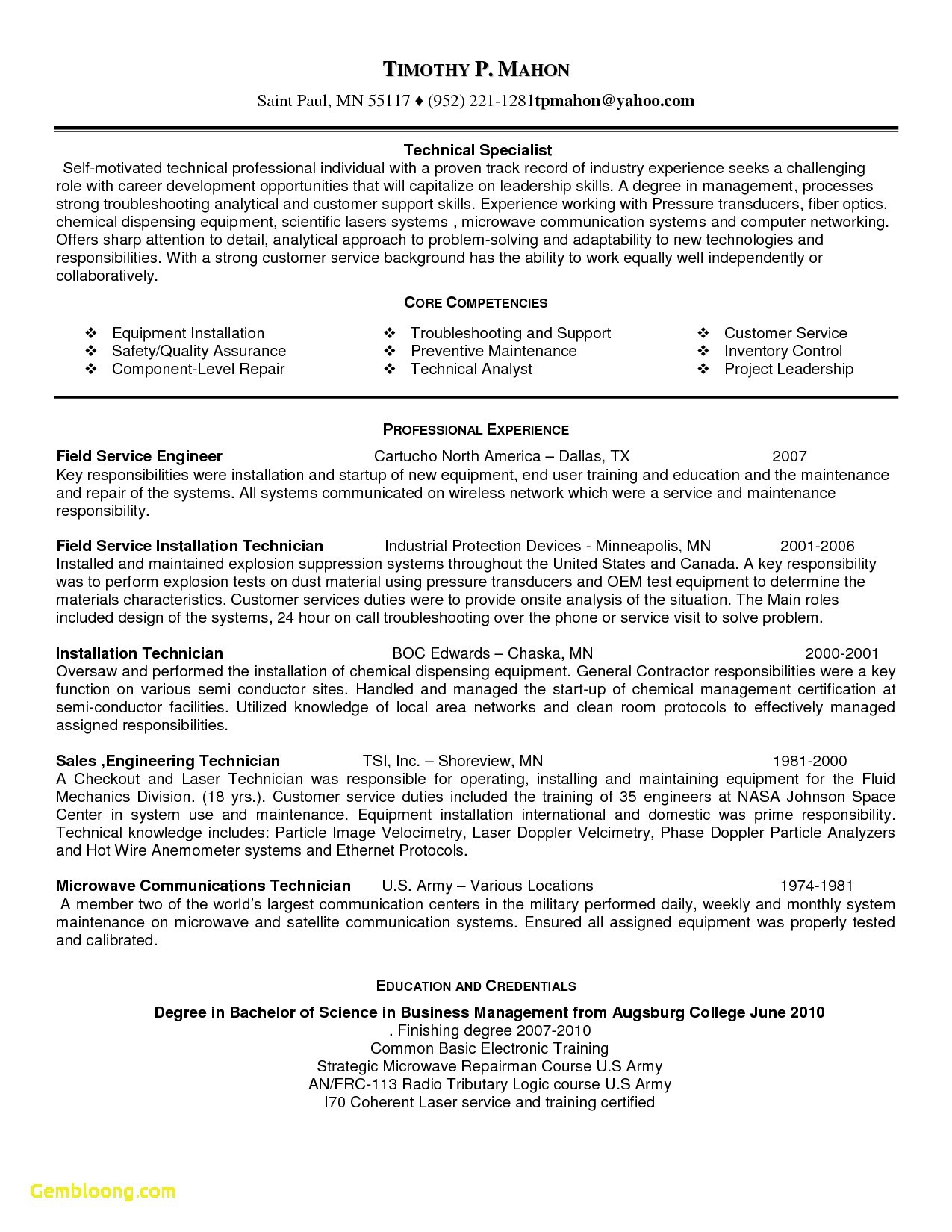Ultrasound Resume Template - General Contractor Resume Inspirational Ultrasound Resume Unique