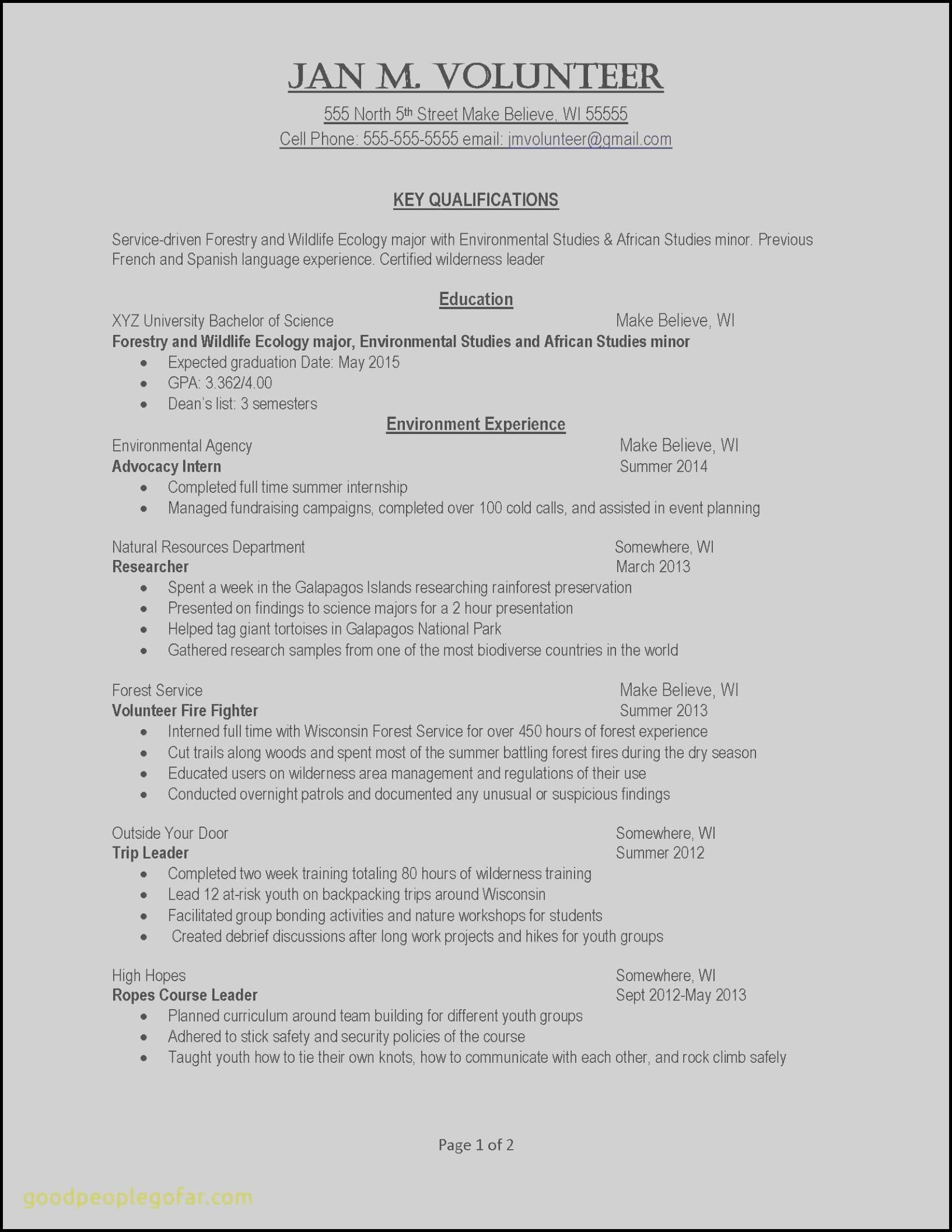 University Of Alabama Resume Template - 15 Supply Chain Resume Examples
