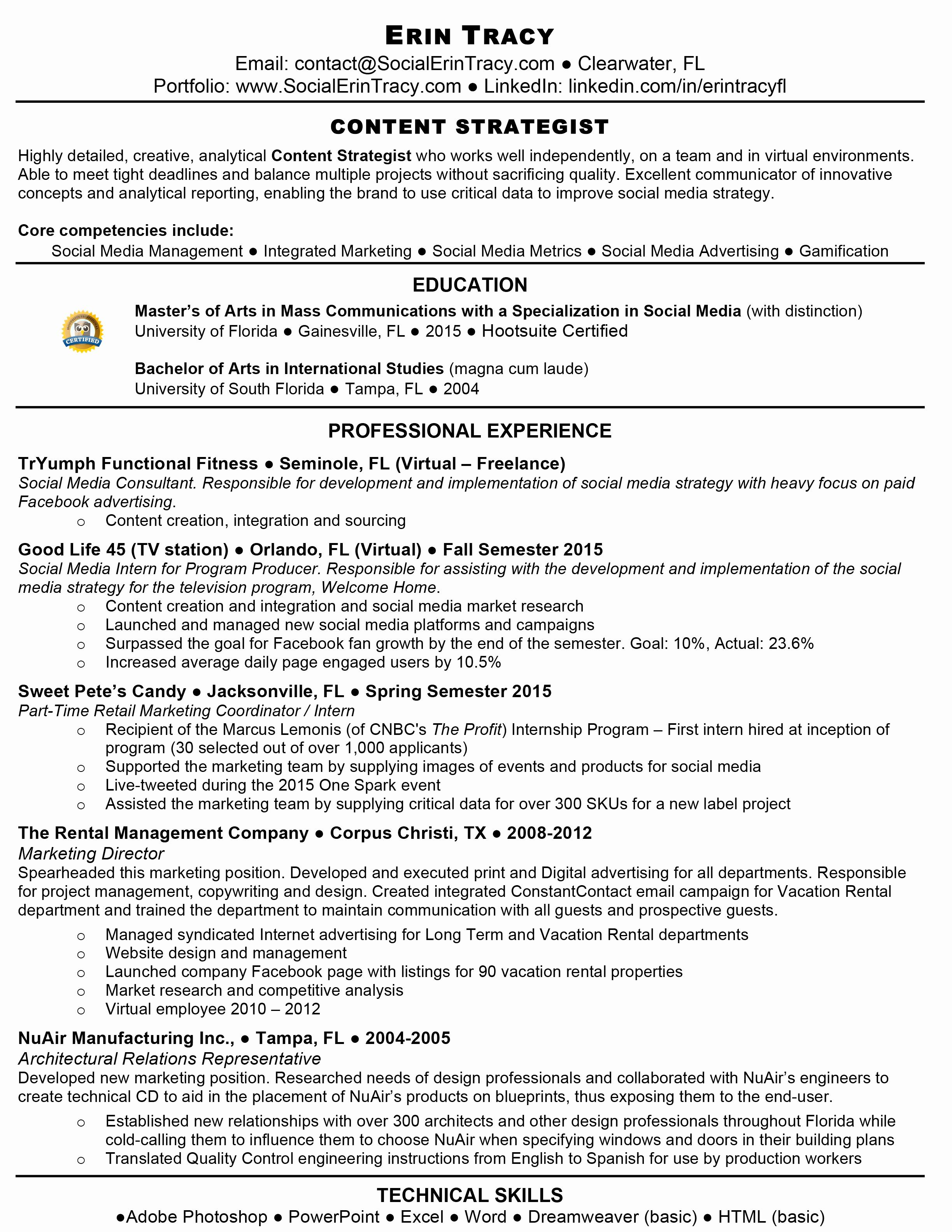 University Of Florida Resume Template - Career Transition Cover Letter New Employment Cover Letter format
