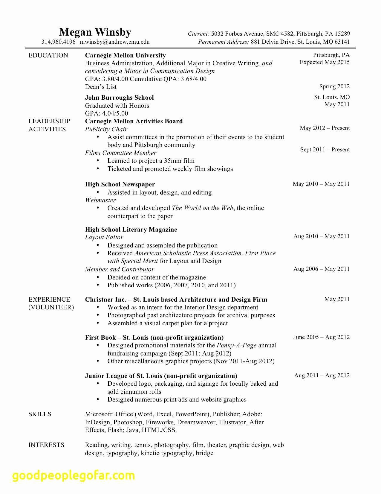 Update My Resume - Awesome Update My Resume