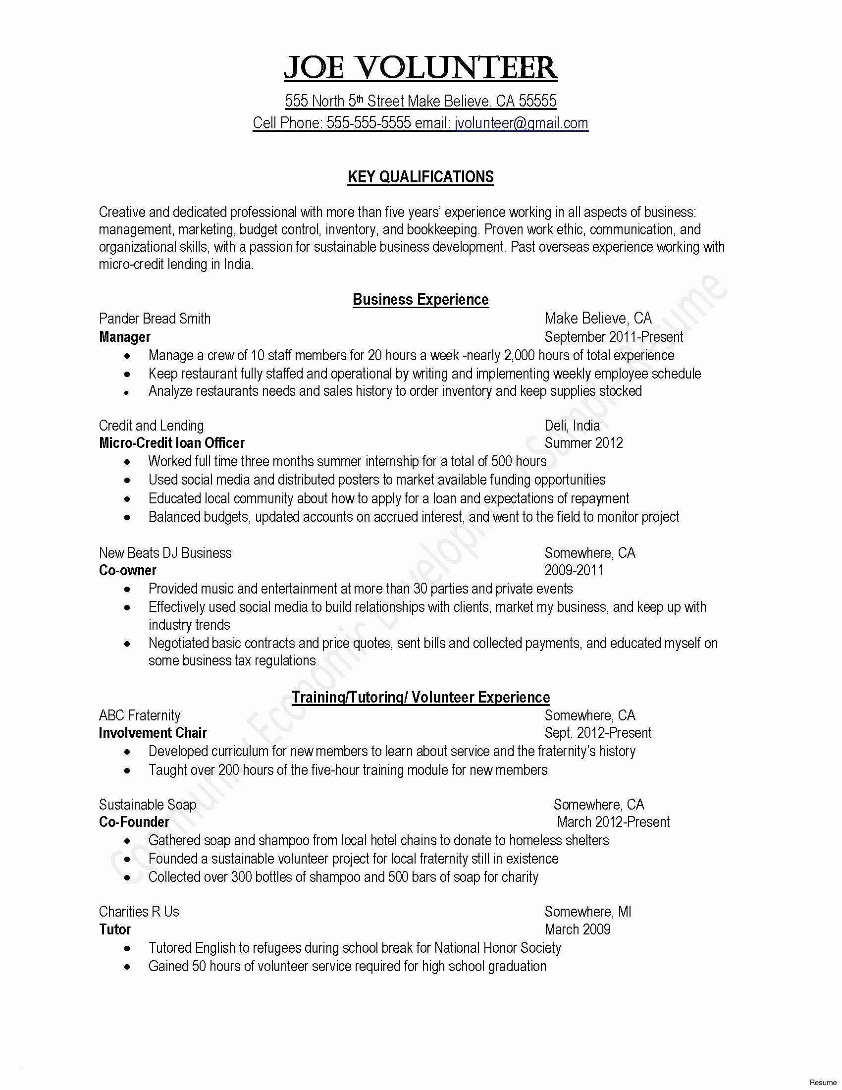 updated resume 2018 Collection-Personal assistant Resume Sample Inspirational Elegant Resume Puter Skills Examples Fresh Od Specialist Sample 5-j