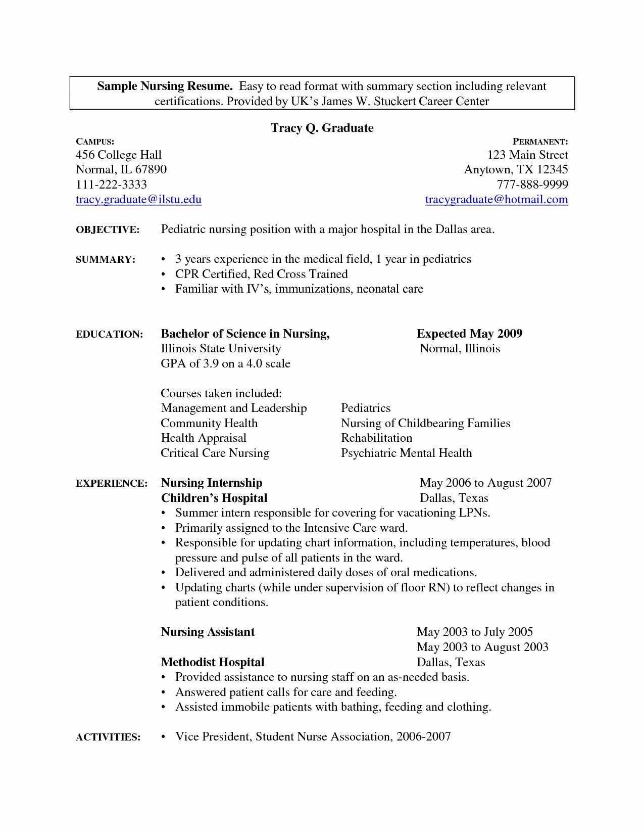 Updated Resume 2018 - Medical Resume Templates Luxury Medical Resume Template Fresh