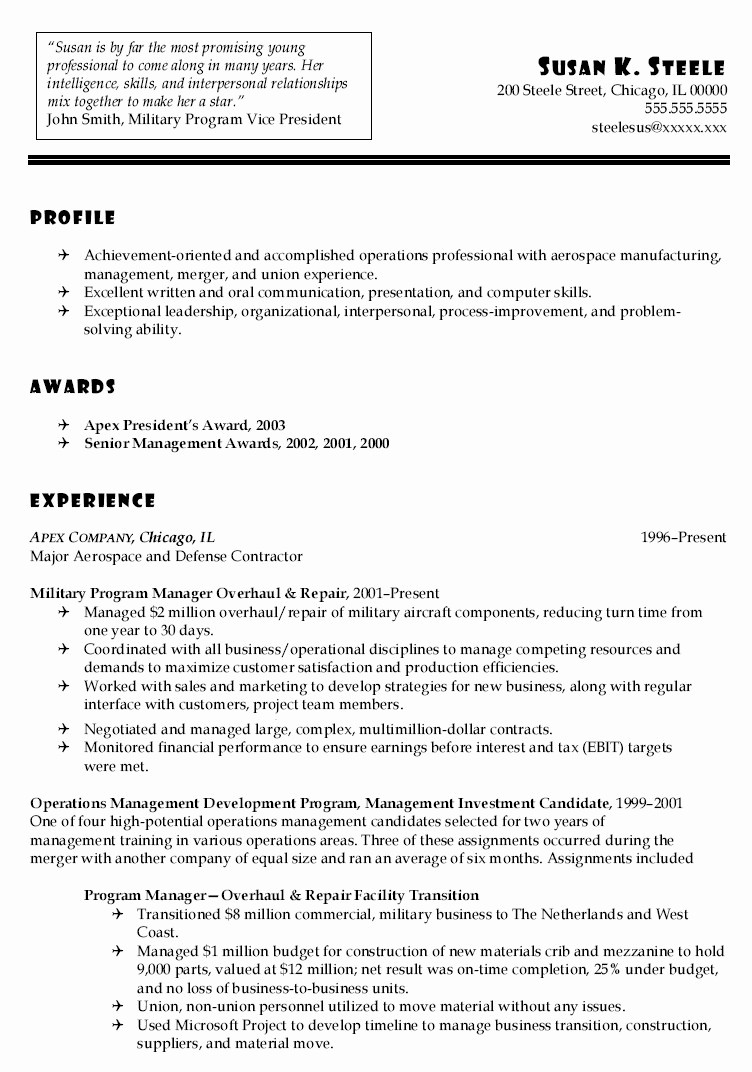 Usajobs Resume Template - Fresh Example Federal Resume Cv Resume