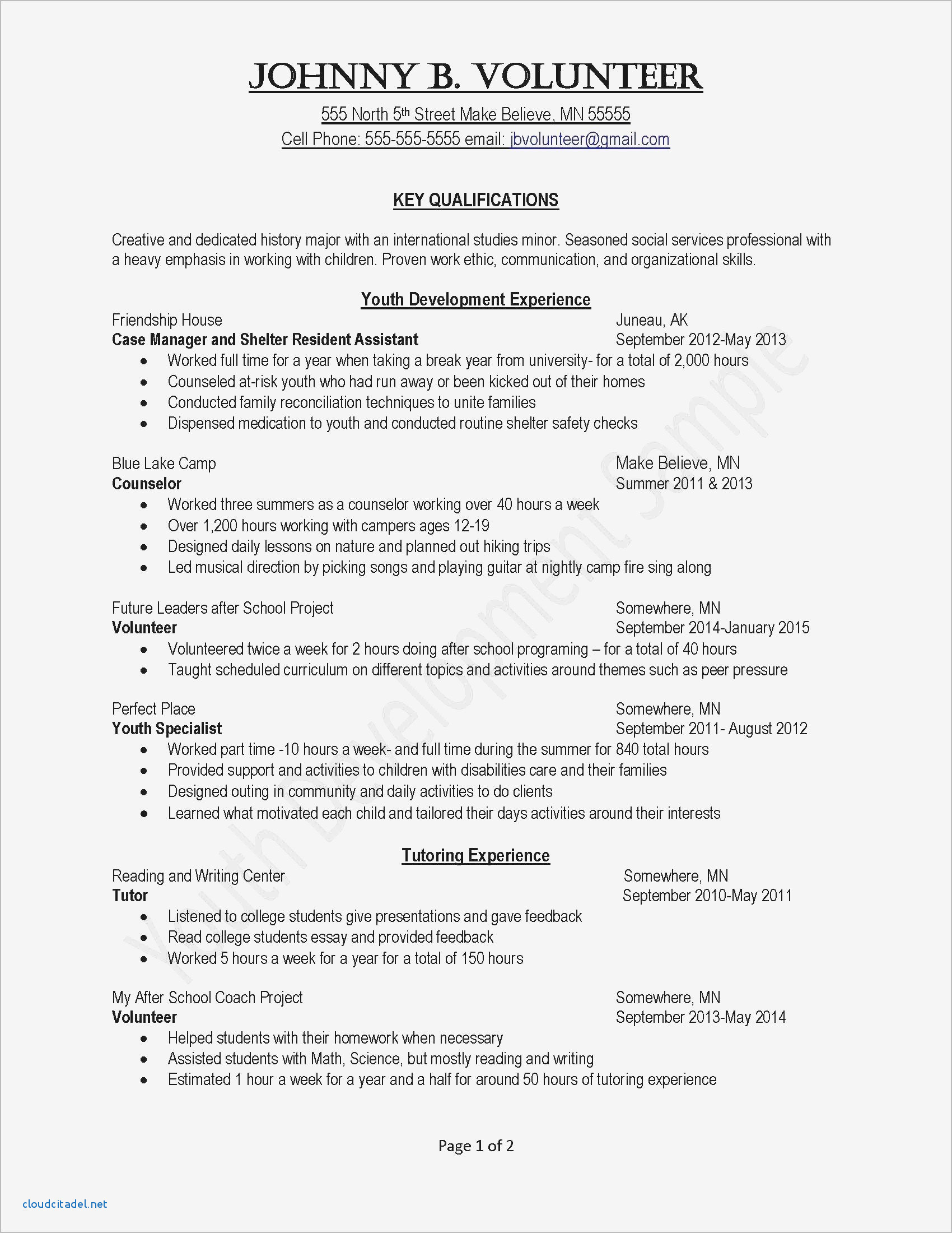 Usc Resume - Usc Cover Letter Awesome Best Cover Letter Samples for Resume Doc