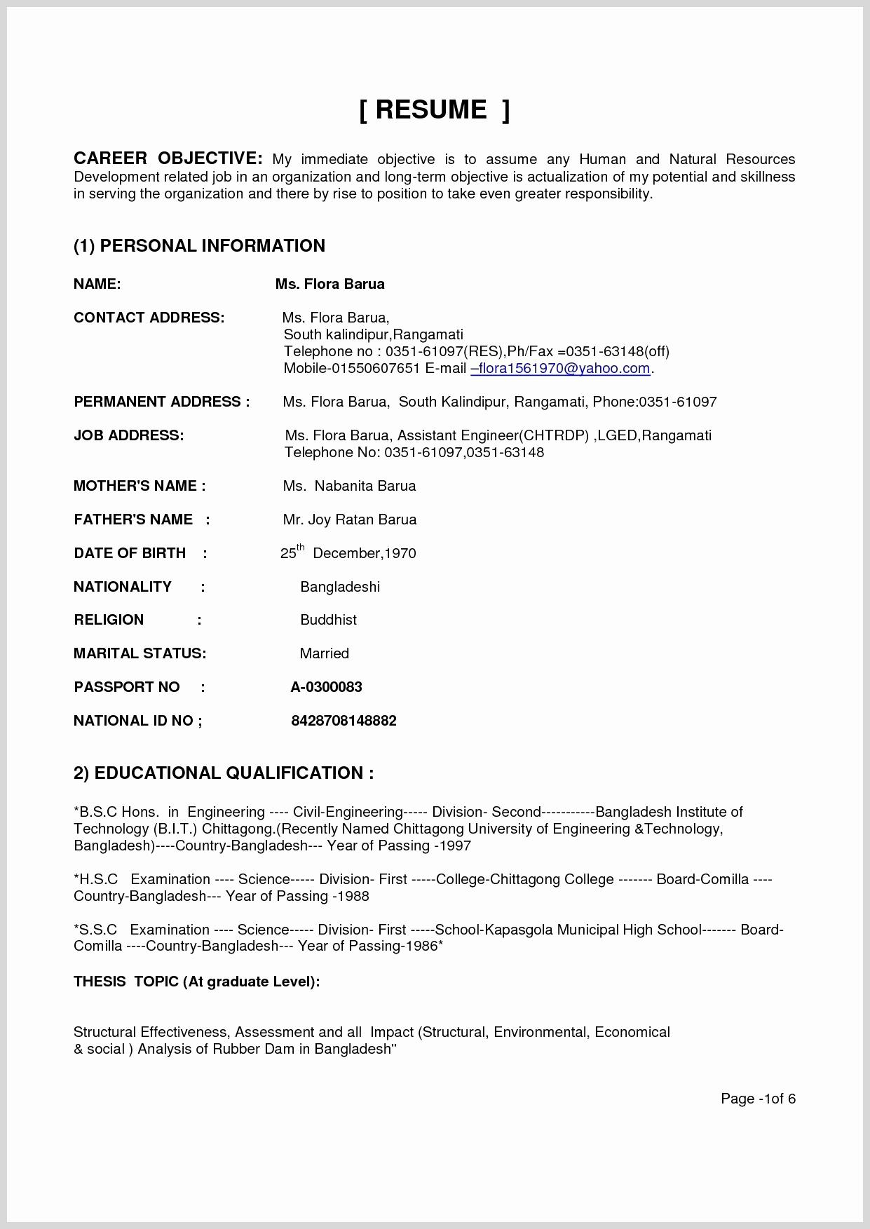 Ut Sample Resume - 57 Good Civil Engineering Resume Templates Occupylondonsos