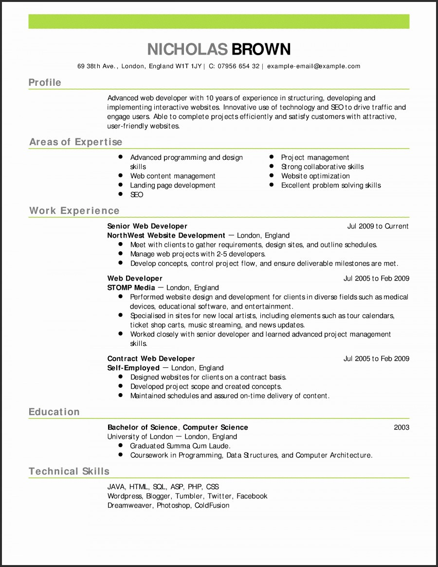 Veteran Resume Template - Resume Builder for Veterans Luxury New Resume Maker Free Usajobs