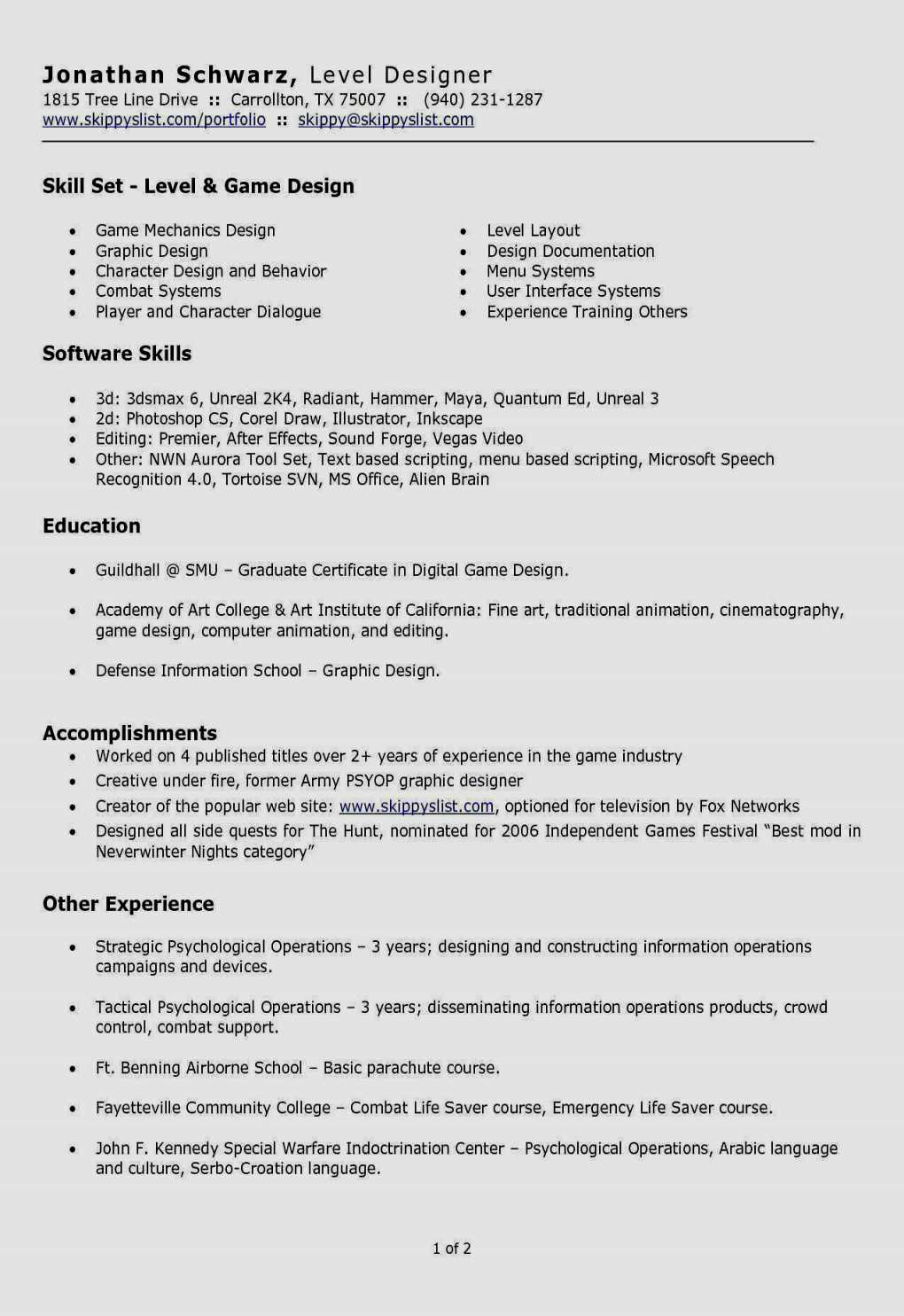Video Resume Template - How to Make Resume Template Illustrator Free Resume Templates