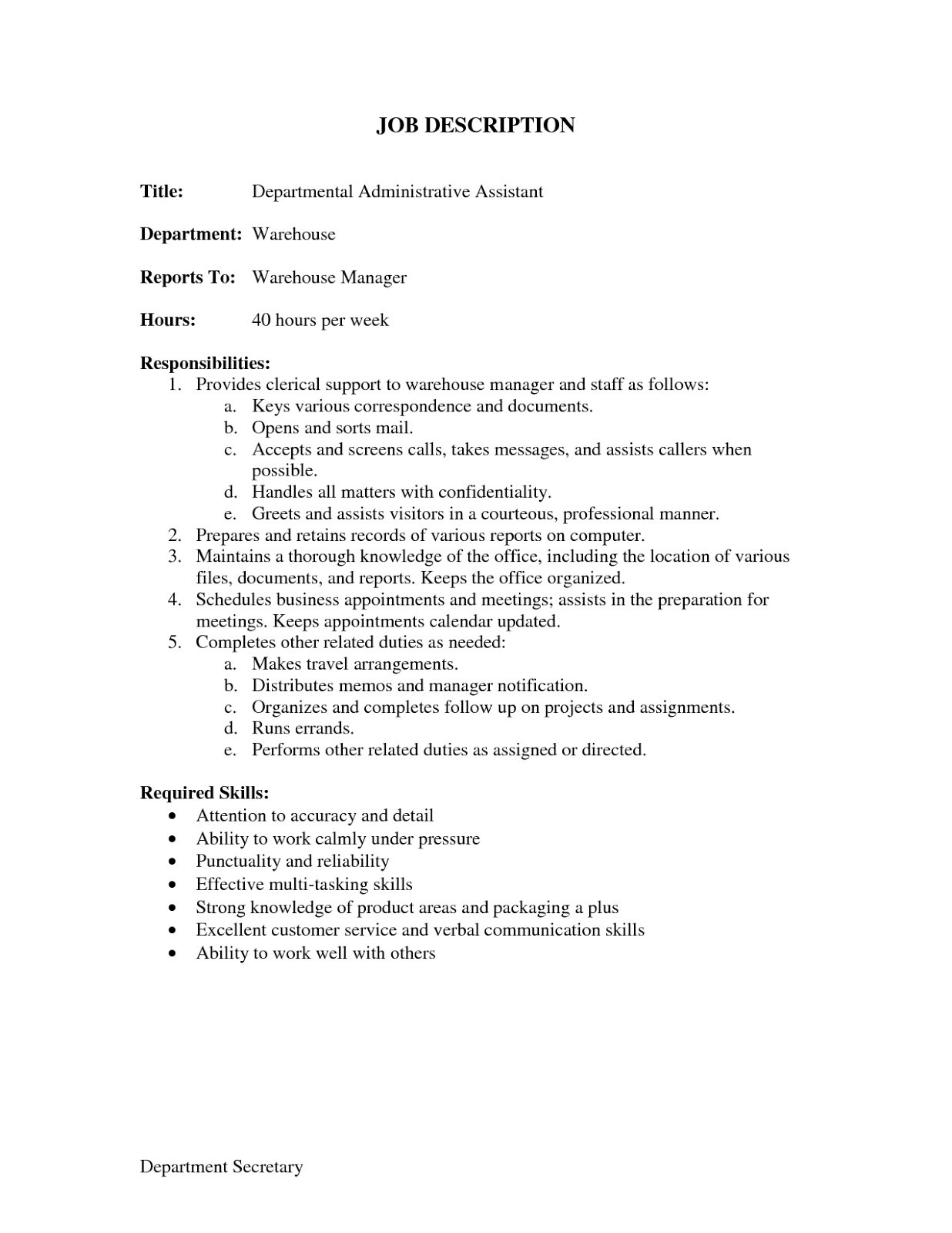 Waitress Job Description for Resume - Waitress Job Description for Resume Beautiful Resume Job