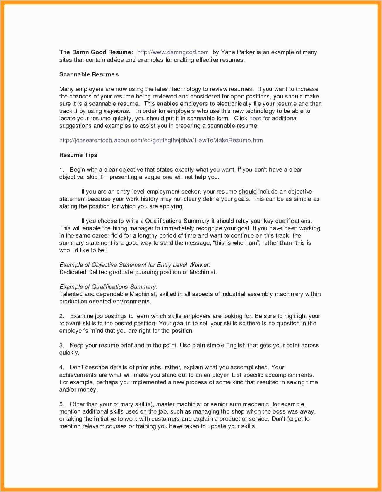what employers look for in a resume Collection-What 17-j