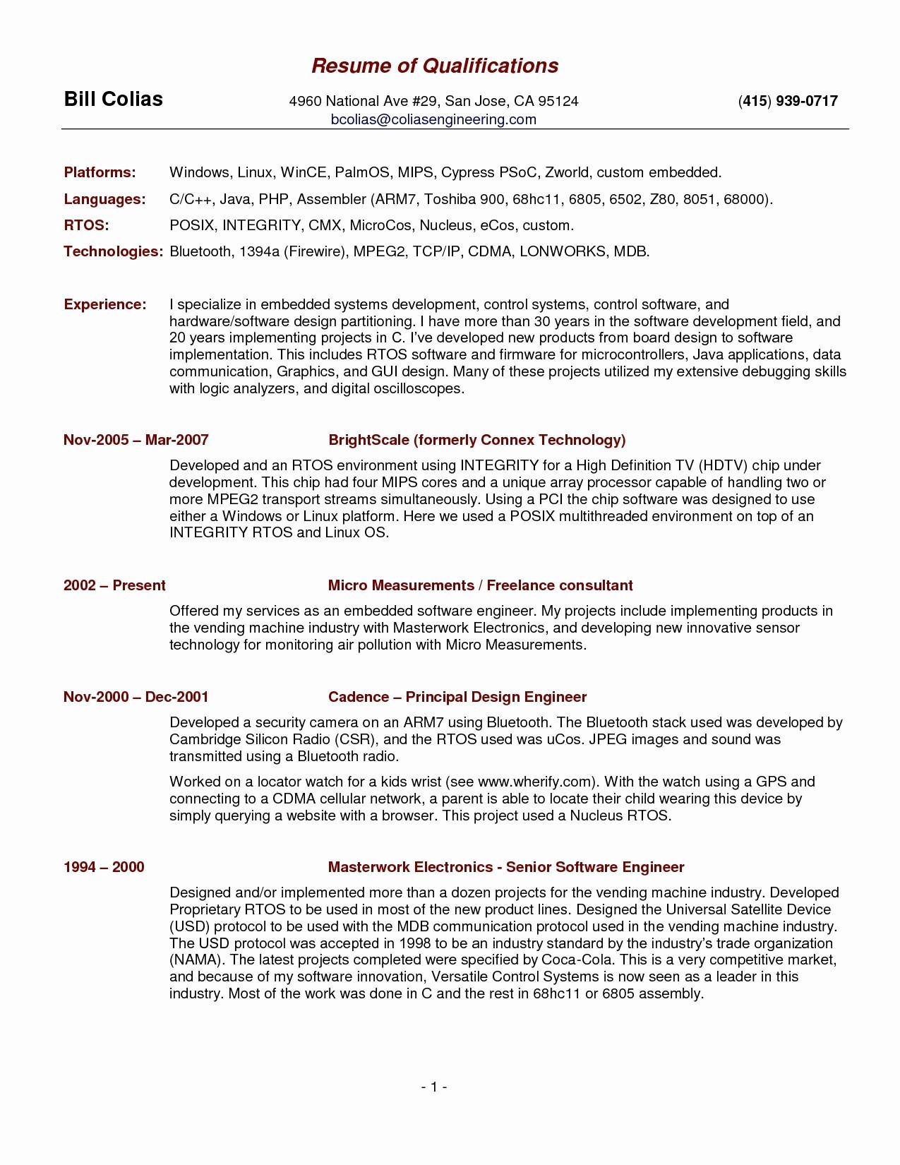 What Should My Resume Look Like - What Do Resumes Look Like Awesome Lovely What Should A Good Resume