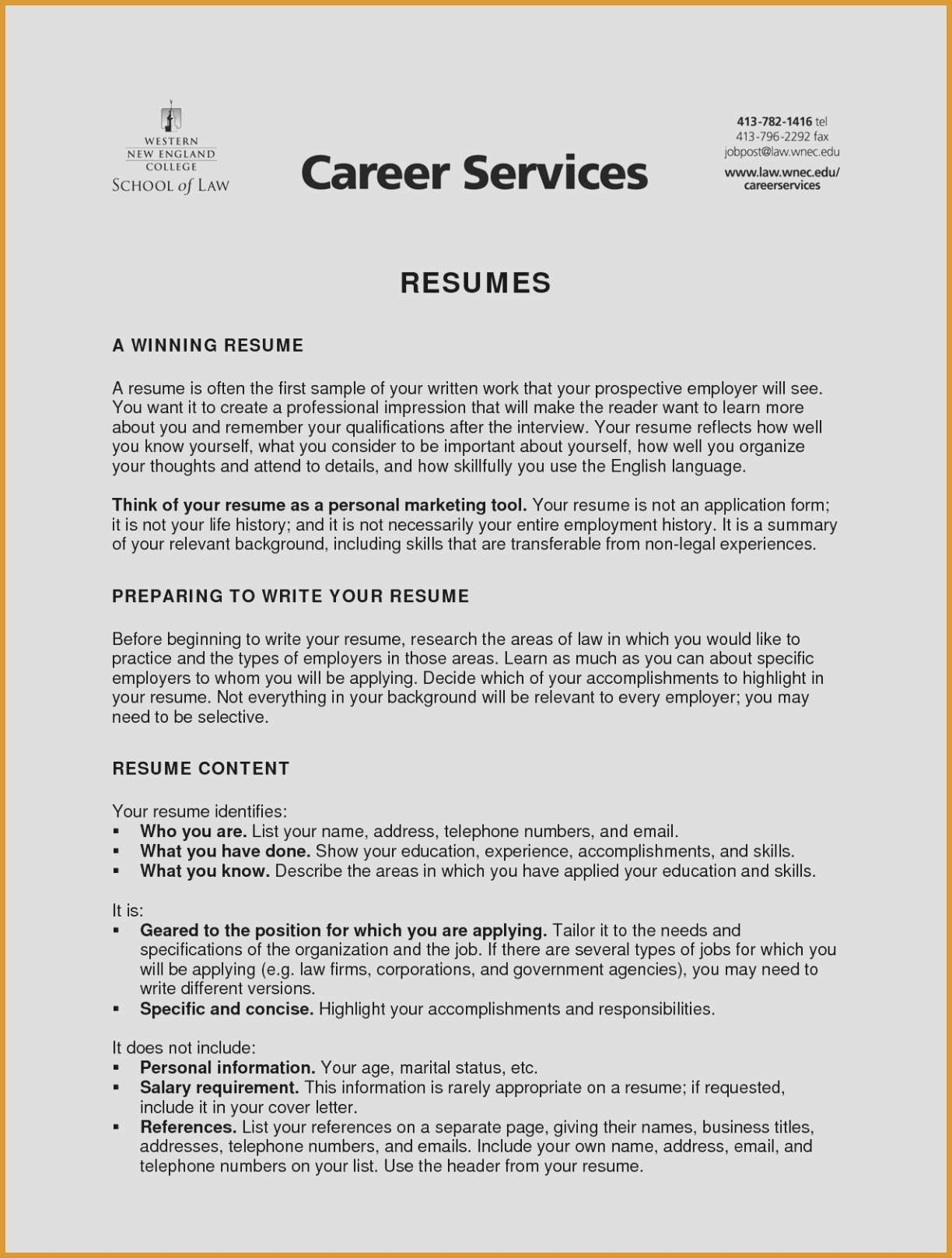 What Skills Should You Put On A Resume - What Do You Put A Resume Fresh Resume 41 Fresh Work Resume Hi Res