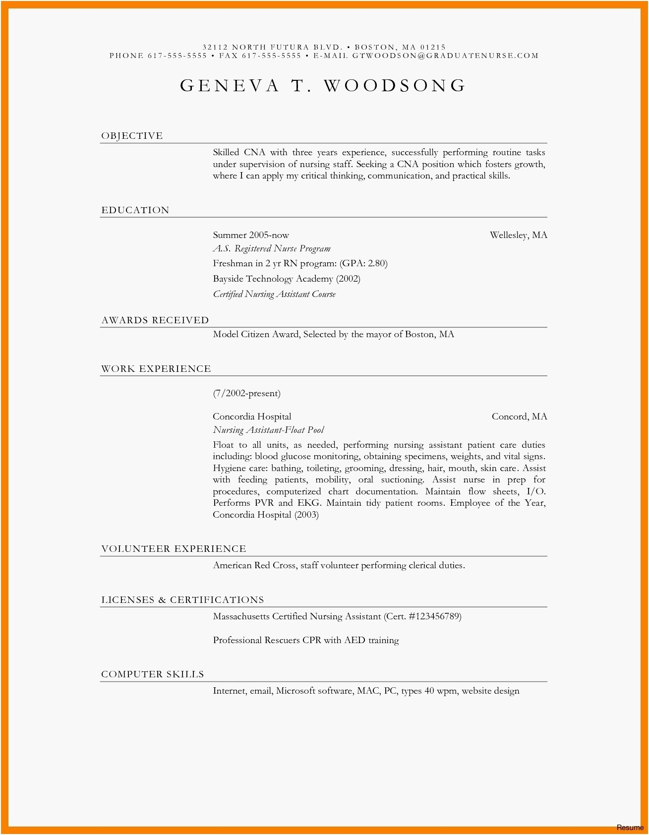 Word format Resume - How to format A Resume In Word Beautiful New Blank Resume format