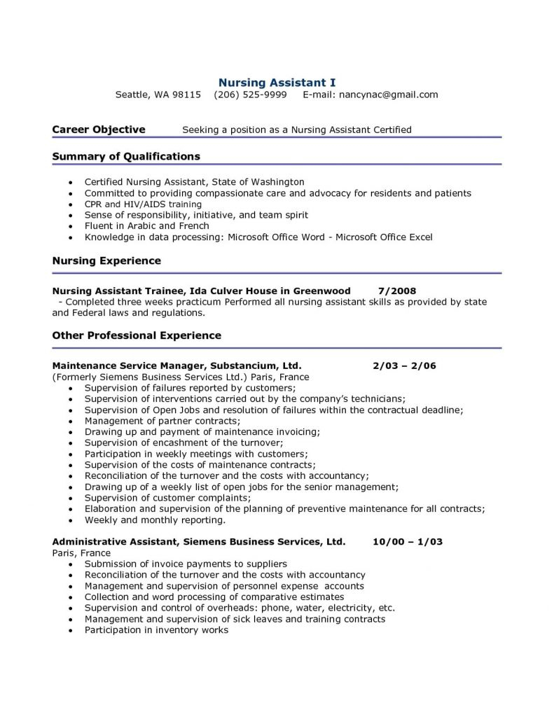 Word Resume Template Free - Resume Templates Word Professional Template New In Free Od Awesome