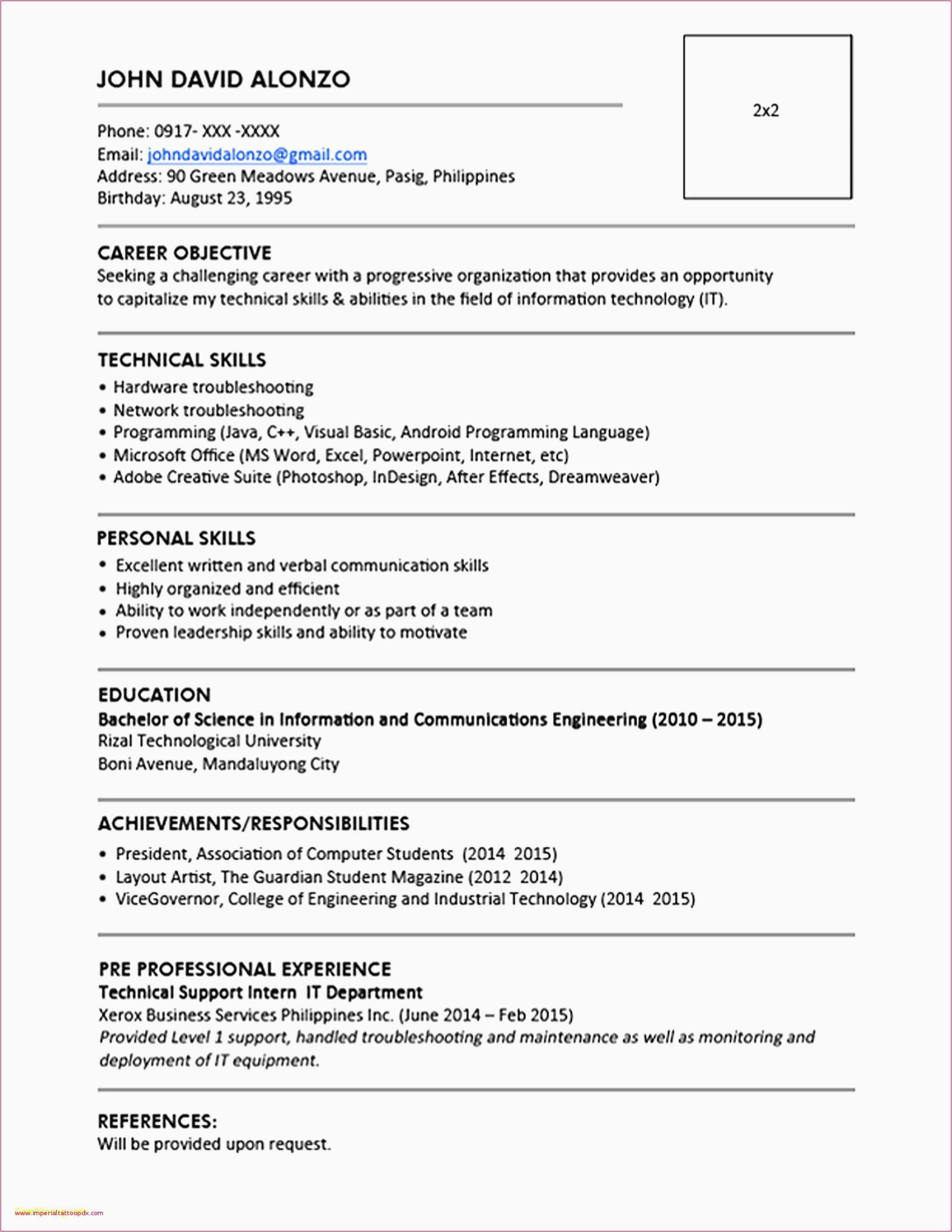Word Resume Templates - 21 Best Cancellation Policy Template format