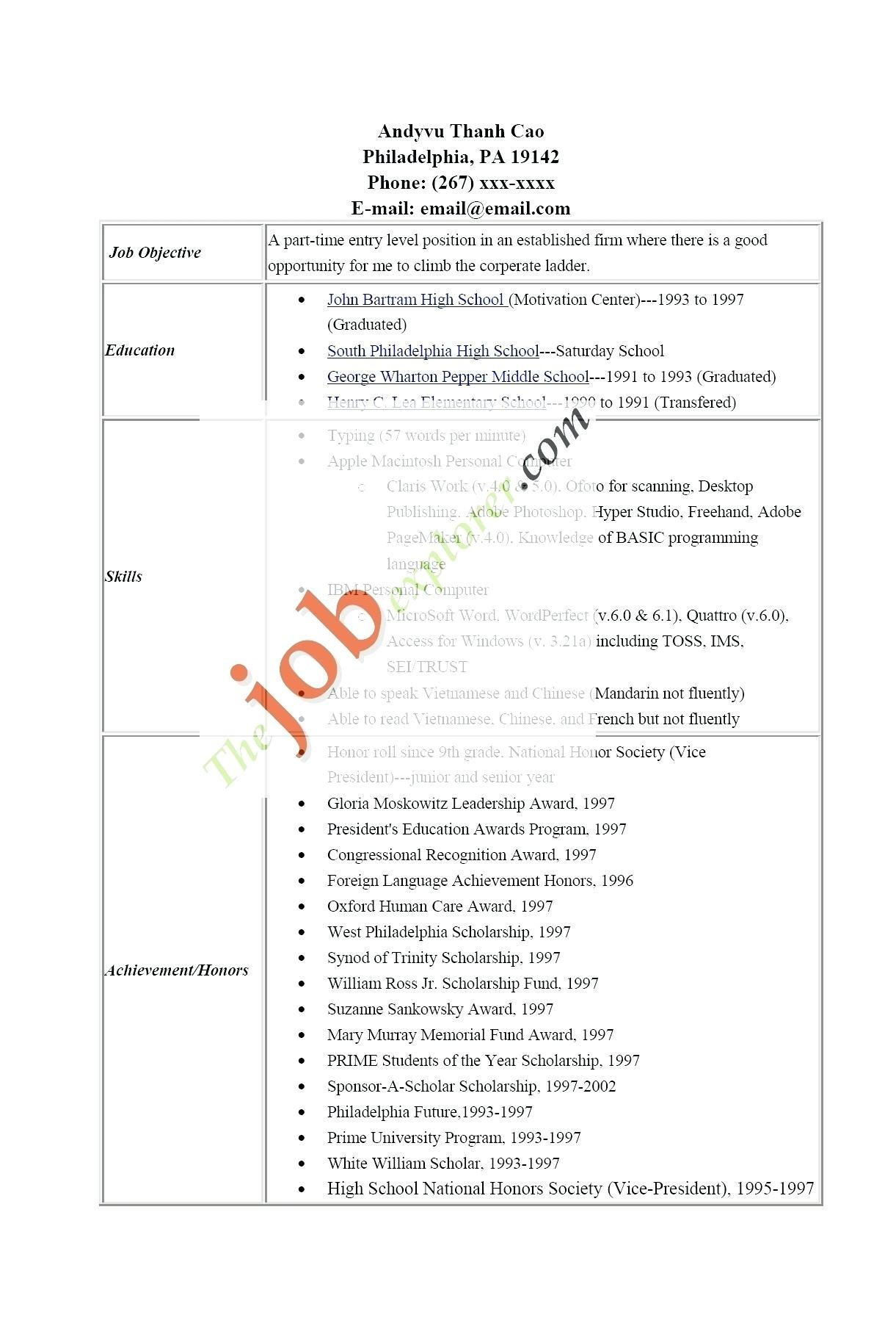 Write My Resume - Write My Resume New Write A Resume for Me Examples Help Me Write A